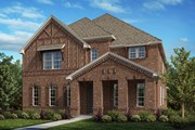 New Homes in Frisco, TX - Plan 3381