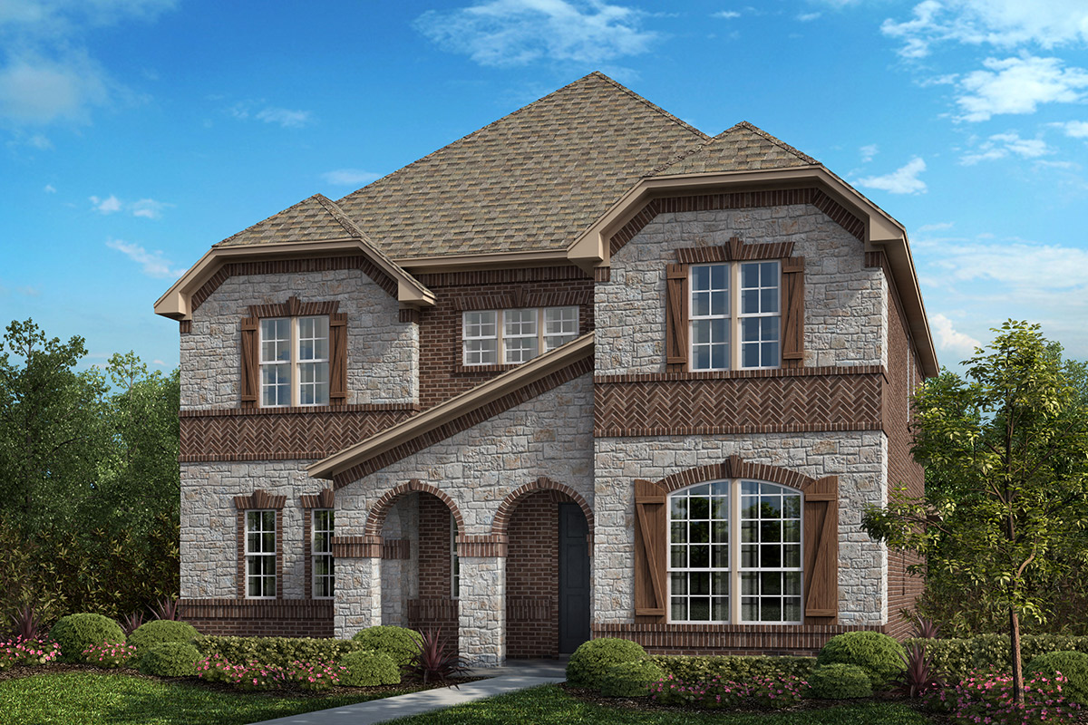 Plan 3301 Elevation B