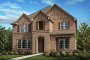 New Homes in Frisco, TX - Plan 3799