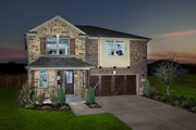 New Homes in Frisco, TX - Plan 2414