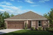 New Homes in Allen, TX - Plan 1709