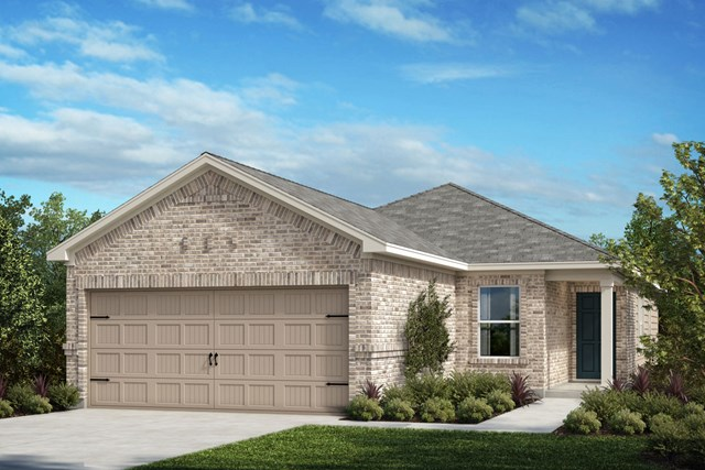 New Homes in Crandall, TX - Elevation B