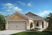 New Homes in Crandall, TX - Plan 1563