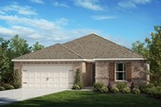 New Homes in Aubrey, TX - Plan 1709