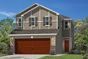 New Homes in Houston, TX - Plan 1520