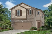 New Homes in Houston, TX - Plan 1855