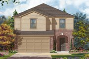 New Homes in Katy, TX - Plan 2124