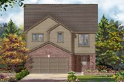 New Homes in Houston, TX - Plan 2825