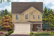 New Homes in Houston, TX - Plan 2910