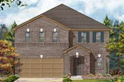 New Homes in Conroe, TX - Plan 2004