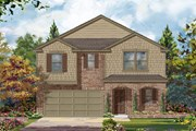New Homes in Pearland, TX - Plan 2004