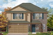 New Homes in Houston, TX - Plan 2596