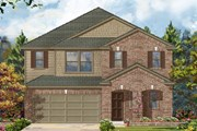 New Homes in Richmond, TX - Plan 2844