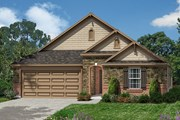 New Homes in Richmond, TX - Plan 2398