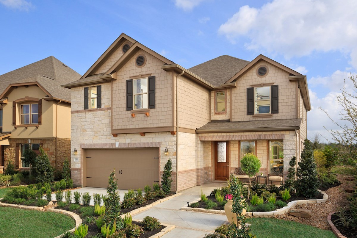 New Homes in Kingwood, TX - Rivergrove Plan 2936