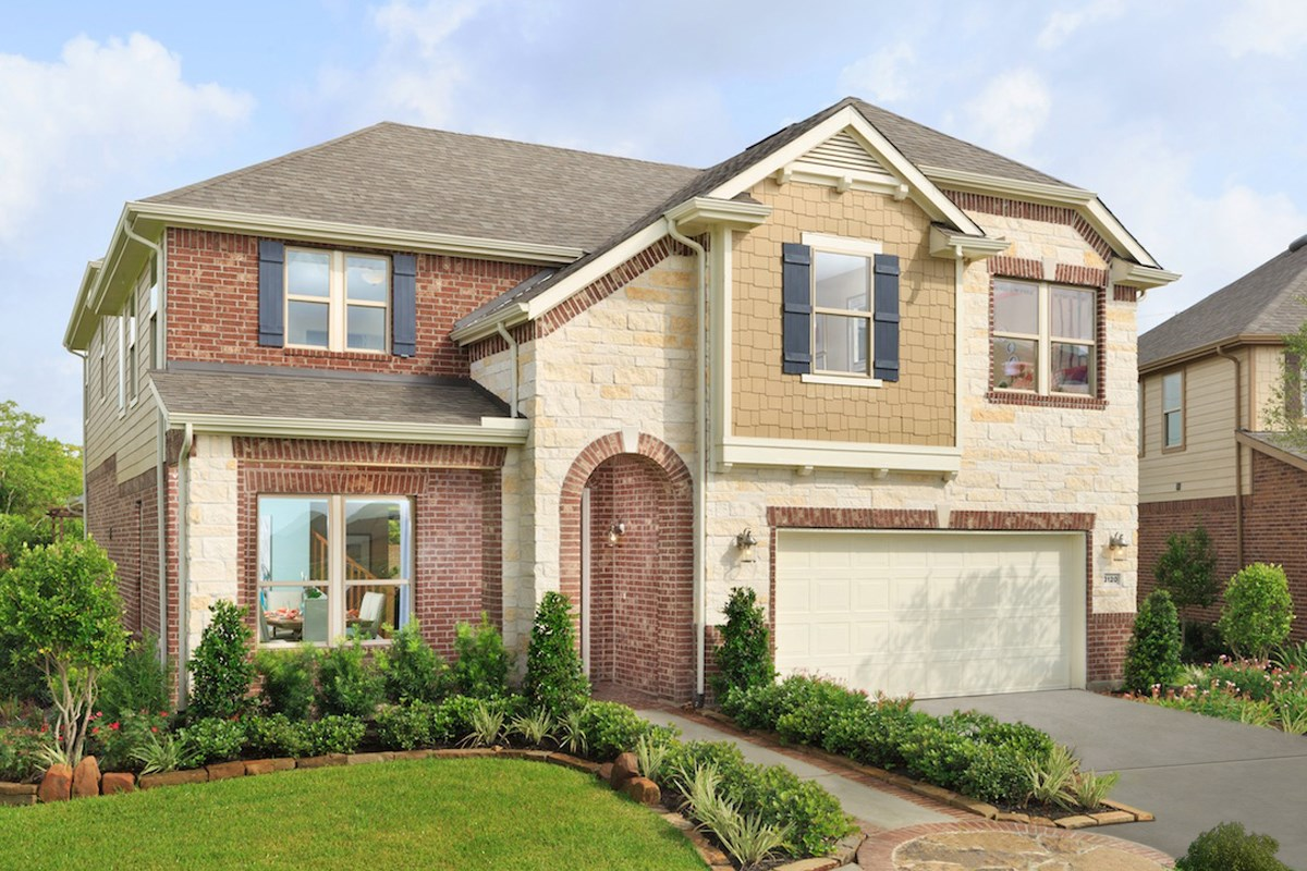 Magnificent New Homes For Sale In Houston Tx By Kb Home Download Free Architecture Designs Lukepmadebymaigaardcom
