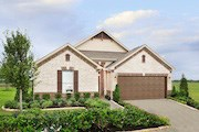 New Homes in Houston, TX - Plan 2314