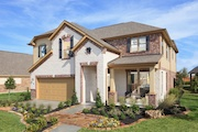 Plan 2715 Modeled. Choose from more new built-to-order homes available from KB Home at Berkshire Oaks in Houston, TX.
