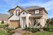 New Homes in Pearland, TX - Plan 2715 Modeled
