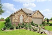 New Homes in Katy, TX - Plan 2130
