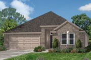 New Homes in Richmond, TX - Plan 2130