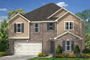 New Homes in Katy, TX - Plan 2478