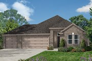 New Homes in Magnolia, TX - Plan 2130