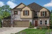 New Homes in Magnolia, TX - Plan 2936
