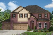 New Homes in Magnolia, TX - Plan 3028
