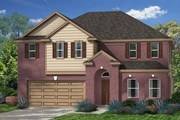 New Homes in Rosenberg, TX - Plan 3028
