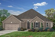 New Homes in Magnolia, TX - Plan 2325