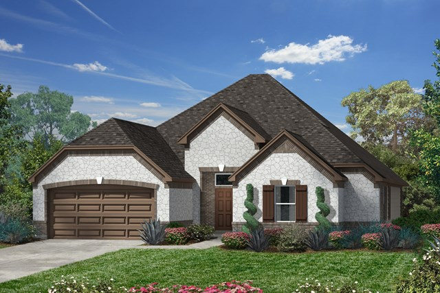 New Homes in Richmond, TX - Elevation C