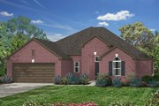 New Homes in Magnolia, TX - Plan 2625