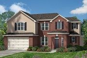 New Homes in Magnolia, TX - Plan 2866
