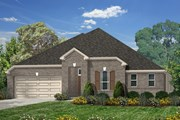 New Homes in Magnolia, TX - Plan 3005
