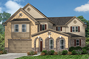 New KB Home built-to-order homes available at Park Lakes Estates in Humble, TX. Plan 3269 is one of many floor plans to choose from.