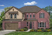 New KB Home built-to-order homes available at Park Lakes Estates in Humble, TX. Plan 3306 is one of many floor plans to choose from.