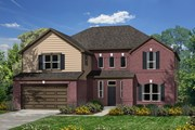 New Homes in Houston, TX - Plan 3306
