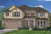 New Homes in Pearland, TX - Plan 3444