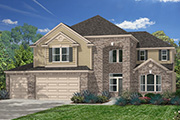 New KB Home built-to-order homes available at Lakewood Pines Estates - Lakefront in Kingwood, TX. Plan 3444 is one of many floor plans to choose from.
