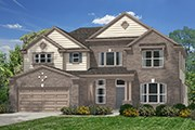 New Homes in Richmond, TX - Plan 3656