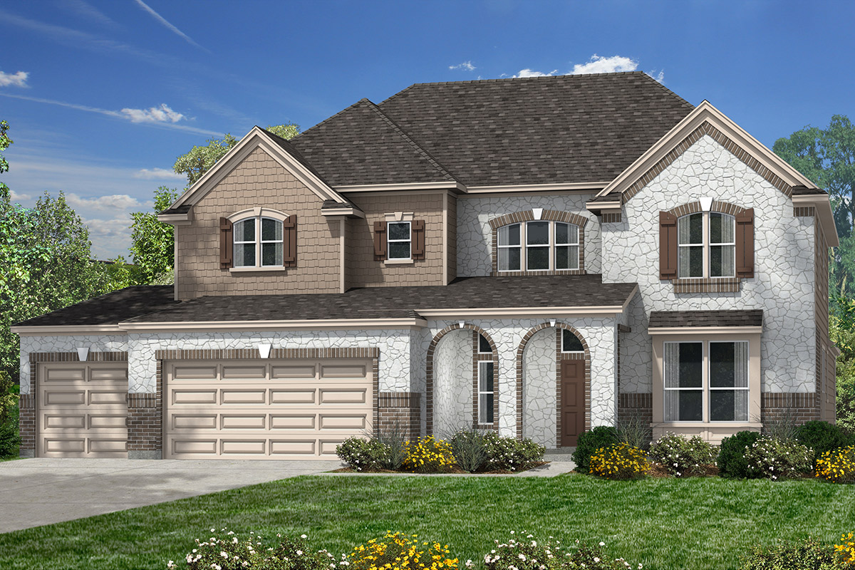 Plan 3656 new home floor plan in lakewood pines estates for House plans houston