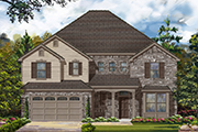 New KB Home built-to-order homes available at Anserra Estates in Katy, TX. Plan 3659 is one of many floor plans to choose from.