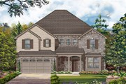 New Homes in Katy, TX - Plan 3659