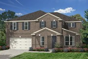 New Homes in Houston, TX - Plan 4811 Modeled