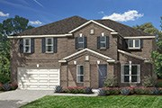 New Homes in Katy, TX - Plan 4811