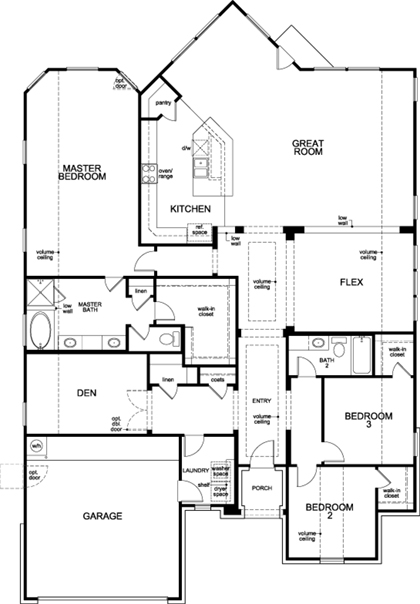 Kb Homes Floor Plans Las Vegas