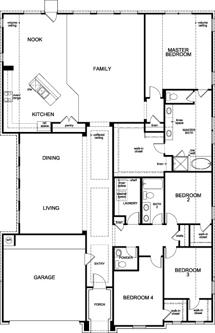 magnolia homes floor plans. Floor Plan: First Floor. New Homes In Magnolia Plans Y