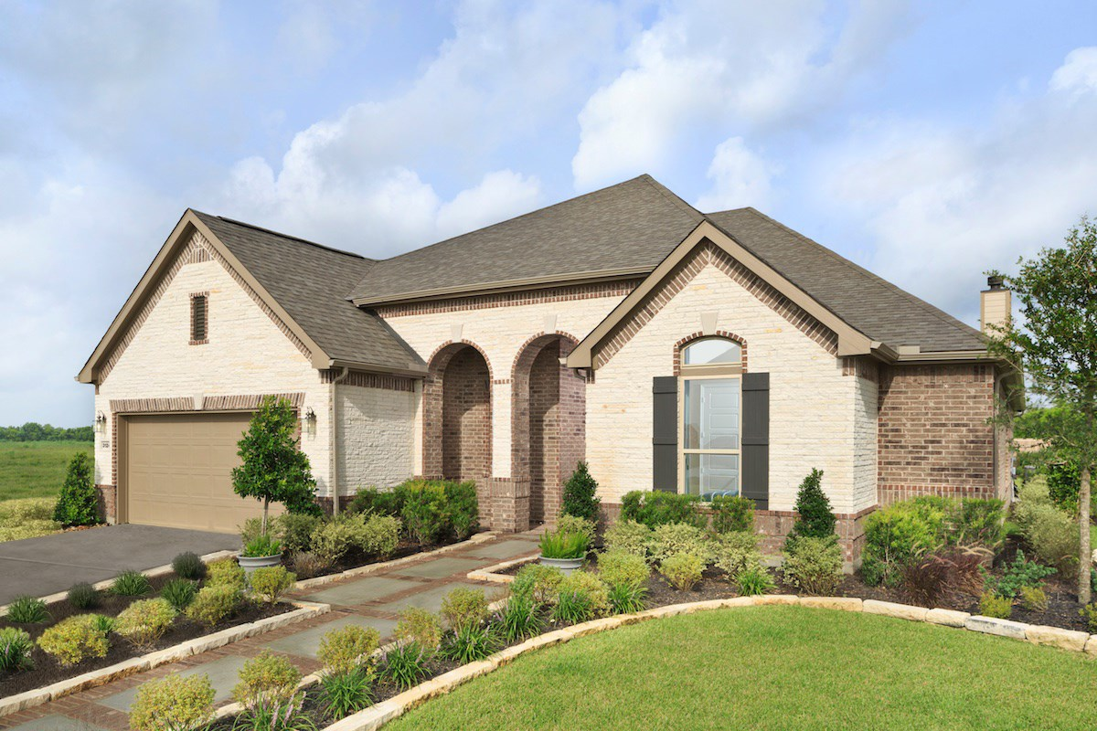 New Homes in Pearland, TX - Shadow Grove Estates Plan 2625
