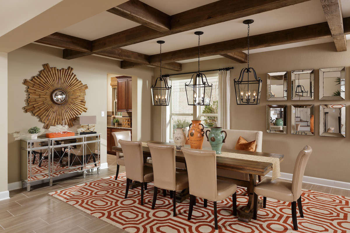 Plan 3656 Dining Room